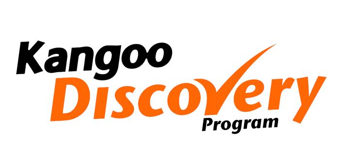 Logo Kangoo Discovery