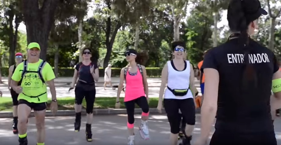 Kangoo Boot Camp™ TOUR