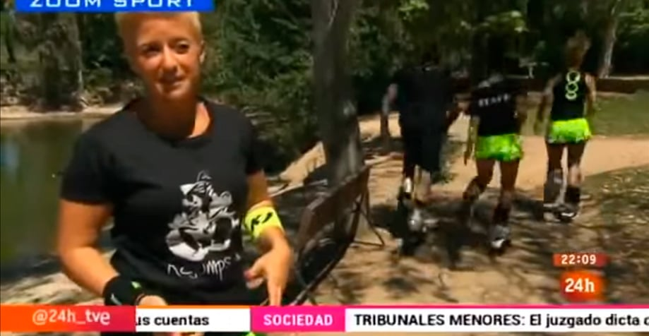 """Reportaje KJ® en el Canal 24h """"Zoom Sport"""""""