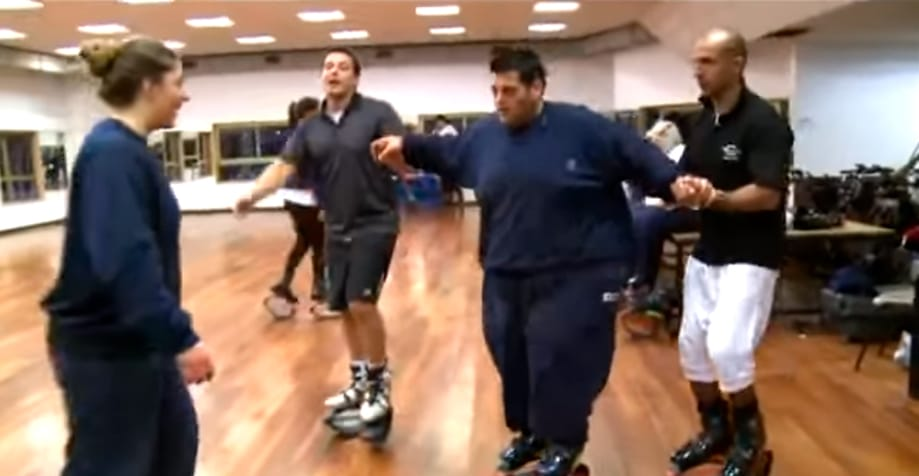 Las botas KJ® para personas con Obesidad