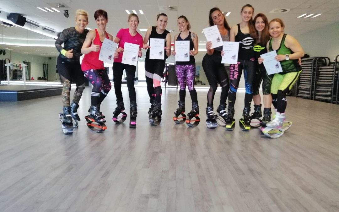 CURSO KANGOO BOOT CAMP EN MADRID