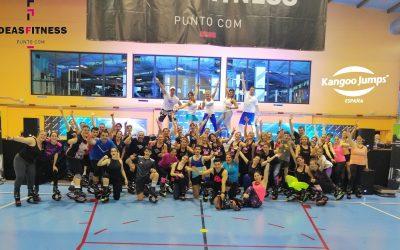 KANGOO JUMPS® EN EL EVENTO IDEAS FITNESS BARCELONA
