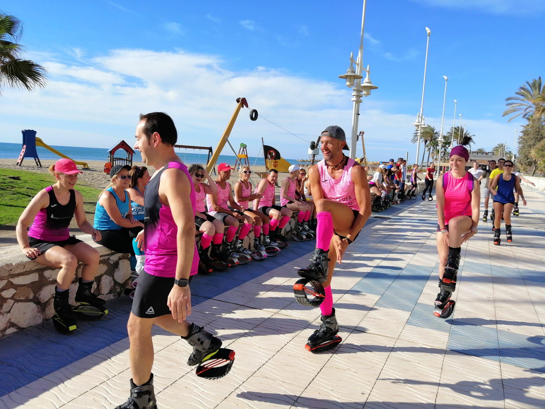 "KangooBootCamp™-""Fiesta Deporte Málaga 2019"""