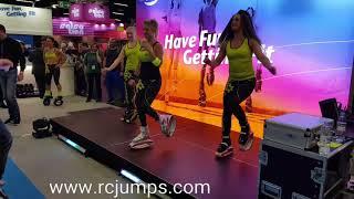 Clase Kangoo Dance™ con Raquel Caturla