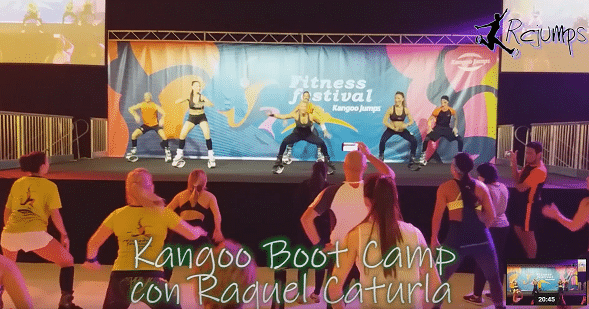 Master Class Kangoo Boot Camp™ Pro