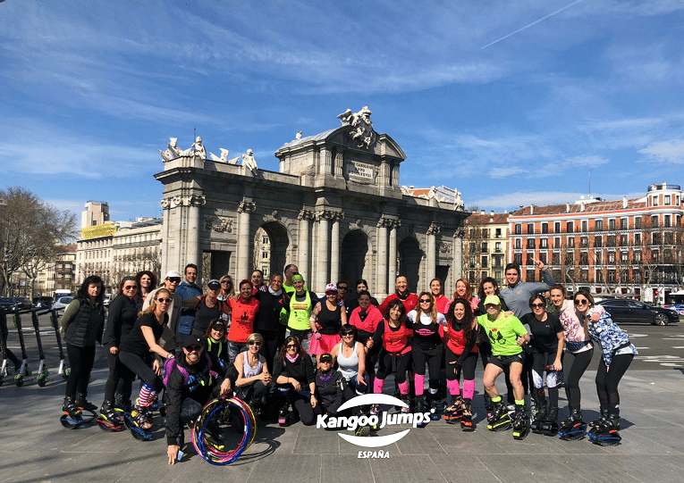 3ª sesión del V Tour Kangoo Boot Camp®-Madrid 2020