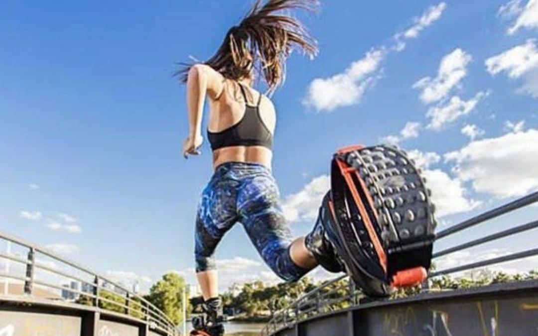 El ejercicio de rebote se practica (y se aprende) saltando